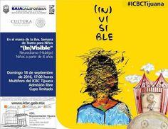 #ICBCTijuana invitan a la 8va semana de Teatro para niños. No te pierdas hoy la primer función en el Multiforo de ICBC Tijuana. La cita es a las 17hrs. ENTRADA LIBRE