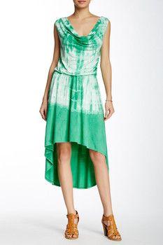 Green Dragon Classic Dress