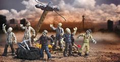 Zombie Horde | Mega Bloks - Call of Duty No wish of mine, but my son would really love it!