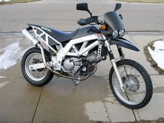 SV650 Wannabe Motard/Adventure Bike #sv650 #adventurebike #dualsport #motorcycle #advrider