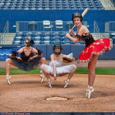Funny pictures about Baseball Ballet. Oh, and cool pics about Baseball Ballet. Also, Baseball Ballet photos. Dance Moms, Dance Like No One Is Watching, Just Dance, Dance Pictures, Funny Pictures, Random Pictures, Senior Pictures, Tumblr Ballet, Les Memes