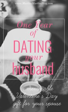 One Year of Date Nights! 12 Special Dates for You and Your Husband - Martha, Martha
