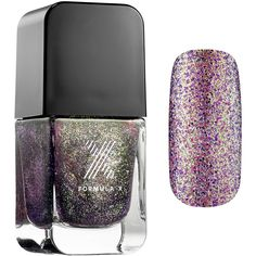 Formula X The Ombré Glitters – Nail Polish Effect (185 ARS) via Polyvore featuring beauty products, nail care, nail polish, nails y formula x nail polish