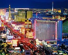 Vegas baby! Only 6 more months till we're there!(: