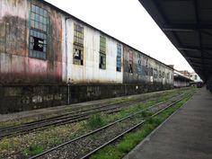 Bogota (Colombia) - La Sabana railway station - platform - Jorge Torres ©