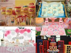 Party Planning 101: 5 Unique Kiddie Party Theme Ideas - Toys-themed party