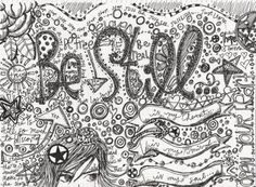 Always have loved this doodle