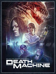 Death Machine. One of my favorite movies.