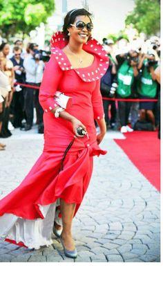 HRH Princess Bukelwa Matanzina-Holomisa.