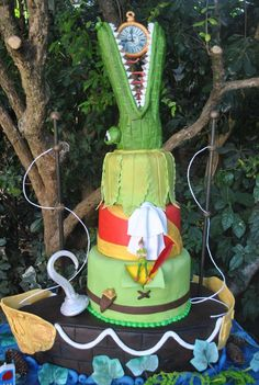 Just Celebrate Events's Birthday / Peter Pan - Photo Gallery at Catch My Party Twin First Birthday, Sons Birthday, First Birthday Parties, It's Your Birthday, Peter Pan Decor, Peter Pan Cakes, Peter Pan Neverland, Peter Pan Party, Peter Pan Disney