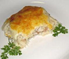 Receita Empadão de atum com arroz por Equipa Bimby - Categoria da receita Pratos principais Peixe