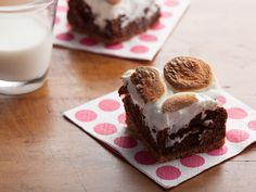 S'more Brownies Recipe : Food Network Kitchen : Food Network - FoodNetwork.com