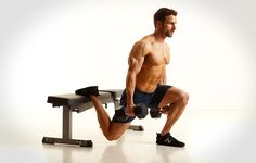 Target your body's largest and most powerful muscle group with these expert-approved moves