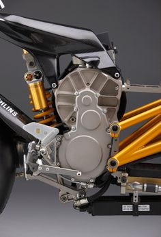 Mission Motorcycles-Most advanced electric motorcycle engine