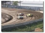 Love me some dirt track racing in the summertime!!