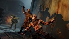 Middle Earth Shadow Of Mordor Fight scene Images at Hdwallpapersz.net