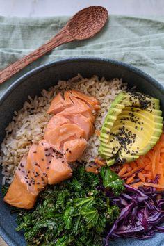 Healthy Meal Prep, Healthy Snacks, Healthy Eating, Keto Snacks, Healthy Dishes, Keto Meal, Healthy Nutrition, Plats Healthy, Think Food