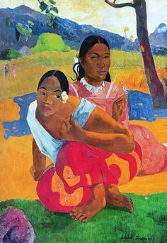 gauguin tahiti - Google Search