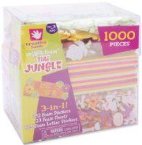 New - 3-In-1! Foam Kit-Tiki Jungle by WMU