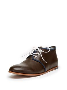 Leather Lace Up Shoes