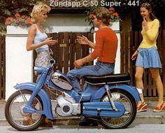 Zundapp C 50 Super