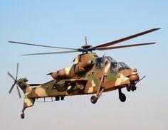 Denal AH-2 Rooivalk (South Africa)
