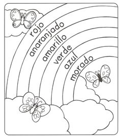 Tipss und Vorlagen: Coloring pages numbers free printables Preschool Spanish, Spanish Lessons For Kids, Elementary Spanish, Spanish Activities, Preschool Learning Activities, Spanish Classroom, Preschool Worksheets, Learning Spanish, Classroom Activities