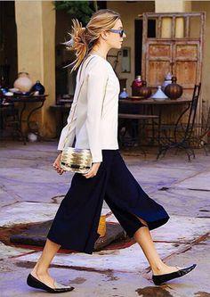 LE CATCH: cool culottes