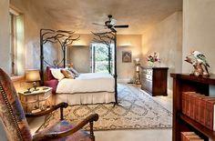 Moroccan bedroom 342