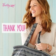 Thank You Social Graphic 1 Thirty One Facebook, Personalized Items