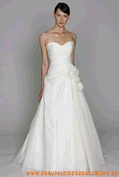 Liebstes wunderschönes Brautkleid für Prinzessin aus Organza