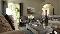 Jeff Lewis living room layout