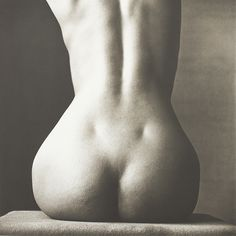 Sitting Nude Rear, New York | The Art Institute of Chicago