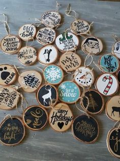 Diy Gifts For Sisters Ideas Fun 45 Ideas Diy Gifts For Sisters . - Diy Gifts For Sisters Ideas Fun 45 Ideas Diy Gifts For Sisters Ideas Fun 45 Ideas - Diy Christmas Ornaments, Homemade Christmas, Rustic Christmas, Christmas Projects, Holiday Crafts, Christmas Holidays, Christmas Decorations, Beach Christmas, Wood Ornaments