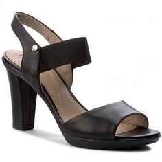Sandały GEOX - D Jadalis A D721VA 00085 C9999 Black