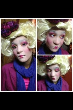 Alter Ego/Fantasy Makeup