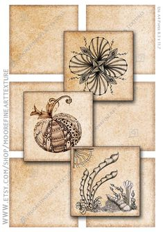 INSTANT DOWNLOAD  Printable Digital Sheet 6 Color Washed Tiles 3.5 x 3.5 inches - Zentangle® size on one sheet Download and print on A4 (8.3 x 11.7) Paper 1 JPG file 300 ppi/dpi resolution Download available immediately after payment via Etsy