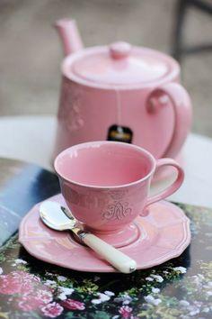 Teekanne Corona Rosa von Virginia Casa