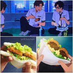 Studio Ghibli Fan Recreates the Food From The Anime Films of Hayao Miyazaki in Real Life - Recipe - Bento Ideas Easy Japanese Recipes, Japanese Snacks, Japanese Food, Asian Recipes, Real Food Recipes, Studio Ghibli, Anime Films, Food Themes, How To Eat Paleo