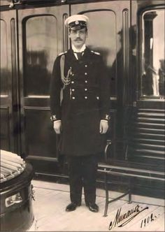 Grand Duke Michael Alexandrovich.