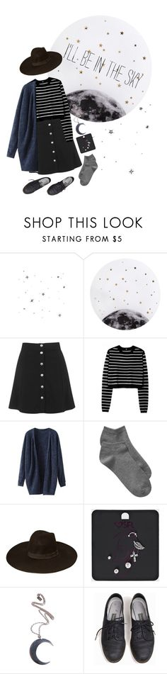 """I'll be in the sky"" by this-perfect-dream on Polyvore featuring Lollipop, Topshop, Gap, Kill Star, vintage and Dark"
