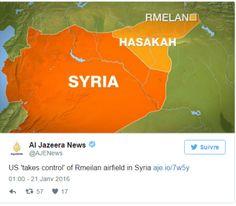 Οι Κούρδοι στη Β Συρία έδωσαν γη και ύδωρ και….. μαύρο χρυσό στις ΗΠΑ