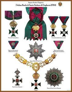 I NOSTRI AVI • Leggi argomento - Tavole ordini AUSTRIA-UNGHERIA (Nuove) Arts Award, Emblem, Austria, Cards, Military, Decorations, Dress, Badges, Badge
