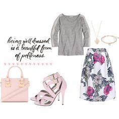 Chic & Elegant Spring Look + Video!