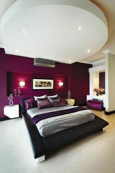 Home interiors paint color ideas home depot bedroom colors best purple bedroom paint ideas on purple . Dream Rooms, Dream Bedroom, Home Decor Bedroom, Bedroom Ideas, Diy Bedroom, Trendy Bedroom, Purple Master Bedroom, Modern Bedroom, Bedroom Retreat