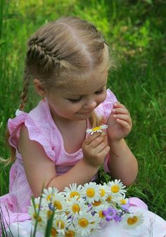 A daisy does not pretend to be a rose. Be true to yourself you are awesome just the way you are!