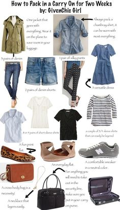 176 Mulberry Lane: packing stylishly in a carry on - Trendy Outfit Ideas tips tips closet tips for clothes tips for travel Travel Capsule, Travel Wear, Travel Style, Travel Fashion, Travel Purse, Travel Shoes, Fashion Tips, Packing Tips For Travel, Travel Essentials