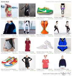 Active style https://www.etsy.com/treasury/MTY5NTA3ODl8MjcyNzcxMzEyMg/active-style #sportswear #urban wear #neoprene bekini #athletic style #athletic wear #sporty dress #maternity dress #bomber jacket #sporty shorts #sneakers #leggins #sporty pant #harem pants