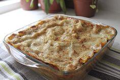 Green Food: Lasanha de Soja