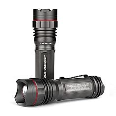 Win this lightweight awesome tactical flashlight for your emergency 72 hour kit!